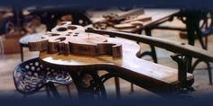Blue Ox Millworks 1800s era velocipede scroll saw