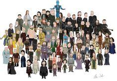 """Game of Thrones: I personaggi della serie tv in versione """"Bob's Burgers"""" http://c4comic.it/2015/09/07/game-of-thrones-i-personaggi-della-serie-tv-in-versione-bobs-burgers/"""