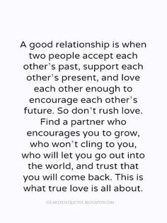 A Good #relationship love quotes #soulmatelovequotes