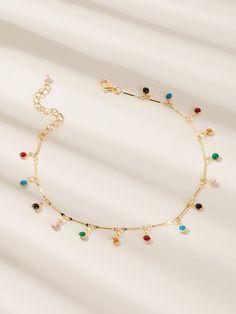 Prong Setting Diamond Necklace / Diamond Solitaire Pendant / Floating Diamond Necklace / Dainty Diamond / Bridal gift / Birthday Present - Fine Jewelry Ideas Dainty Jewelry, Cute Jewelry, Jewelry Accessories, Jewelry Design, Jewelry Bracelets, Ankle Bracelets, Handmade Jewelry, Fashion Jewelry, Women Jewelry