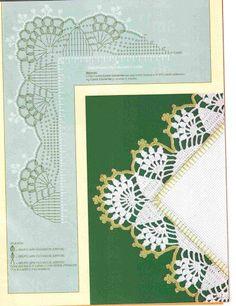 Trabalhos em Croche - 譕淚らづ寳唄-01 - Picasa Web Albums