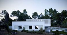 Casa en Ávila / Claudia Olalla Gil