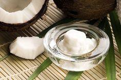 Comment préparer cette crème naturelle à l'huile de noix de coco?