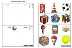 Teach Cheat: Maths: 3D Shapes in our Environment