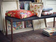 Printed Cushions | Cath Kidston AW15 |