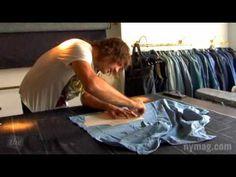 Making #Jeans with Loren Cronk
