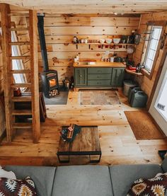 We have a few cozy cabin images to share tonight! Every day we bring you more cozy places to enjoy. Come back for more coziness tomorrow. home small, Cozy Places