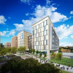 Ennead Architects Reveals Designs for Engineering Center at University of Texas at Austin
