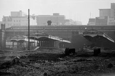 Birmingham Snow Hill Station January 1975 | A telephoto shot… | Flickr