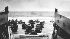 D-Day Il giorno più lungo: lo sbarco in Normandia (Credits: Robert Capa)