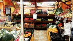 Grocery shop, Mistek, Czech Republic