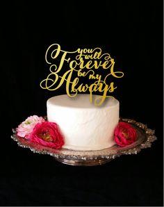 Personnalisé de l/'Australie à thème Square Happy Birthday Cake Topper