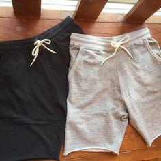 SD Lightweight Sweat Shorts.  #standardcalifornia #スタンダードカリフォルニア #sweat #shorts #calmness #17sscalmness #17springsummer