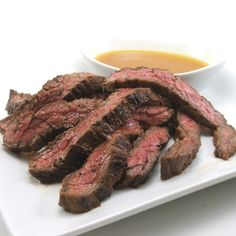Triple Citrus Skirt Steak--This looks so good.  Going to keep this in mind once I drag out the BBQ!