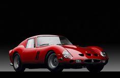 Ferrari 250 GTO...una trentina in tutto il mondo!
