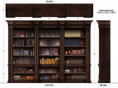 Best Of 20 Photographs For Pictures Of Bookshelves