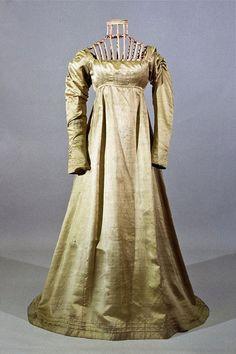 Dress, ca. 1815