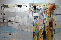"Saatchi Art Artist: Oksana Veber; Oil Painting ""Dewy morning"""