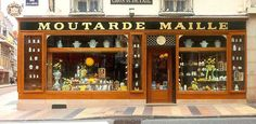 Maille Moutarde, Dijon, France