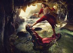 Hook (Disney Dream Portrait Series, Annie Leibovitz)