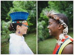 A Gorgeous Multicultural Wedding Wedding Tips, Wedding Blog, African Wedding Dress, Wedding Dresses, Traditional Wedding Attire, Xhosa, South African Weddings, Multicultural Wedding, African Women