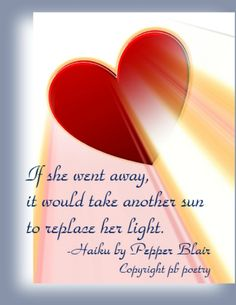 If, Picture Haiku by Pepper Blair, http://www.love-pb-poetry.com/sweet-love-poems-4.html #love #poetry