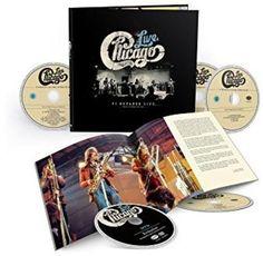 Chicago: VI Decades Live, CD Box Set