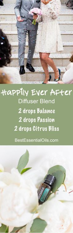 Happily Ever After doTERRA Diffuser Blend