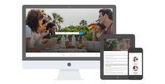 lookthinkmake Work - KEY: The City Concierge web and app development