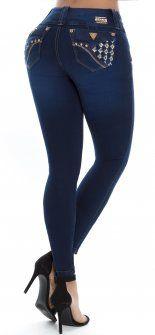 Jeans levanta cola ENE2 93367