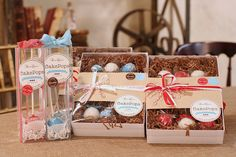 Stocking Stuffers and Mixed Flavor Gift Boxes