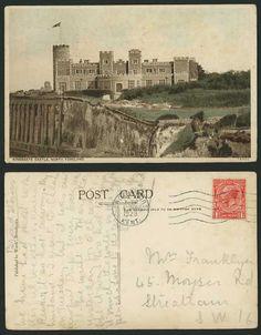 Kingsgate Castle former home of King Lubbock I