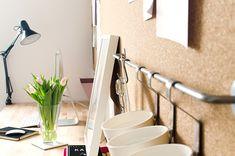DIY: Rahmenlose Pinnwand aus Kork