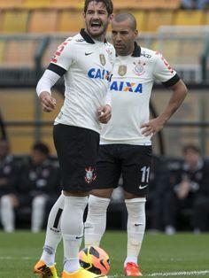 Sport Club Corinthians Paulista - Pato e Sheik