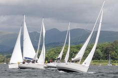 A Summer of Sailing Starts on Lake Windermere - Stay in Cumbria & the Lake District