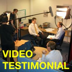 Video Testimonials are a great way to get links on sites like youtube.com. Now you can get a custom video for your website, social media, or to upload to youtube for a backlink for £19.