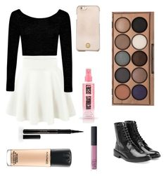 """NUDE OUT"" by mommysaracaley on Polyvore"