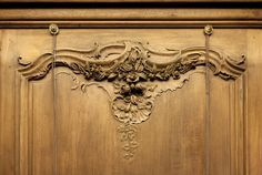 Wood Panel Walls, Wood Paneling, Wood Kitchen Cabinets, Door Wall, Made Of Wood, Woodcarving, Panel Doors, Wood Doors, Wood Turning
