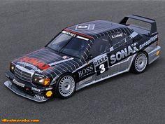 Mercedes Amg 190e Evolution, DTM 1992