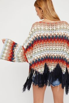 Slide View 2: Nadia's Poncho