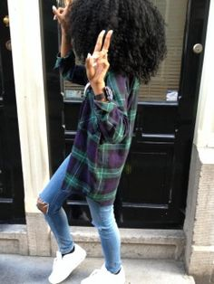 Plaida Flannel Shirt (available at Outfit Made)