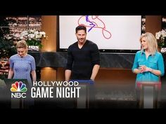 Hollywood Game Night - Triple Draw (Episode Highlight) - YouTube