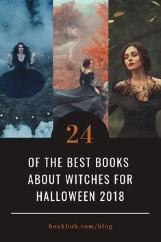 Just in time for Halloween, we've compiled a list of the best books about witches. From those in history to modern teens, here are our favorite witch tales. Halloween 2018, Halloween Books, Halloween Witches, I Love Books, Good Books, Books To Read, My Books, Reading Books, Reading Lists