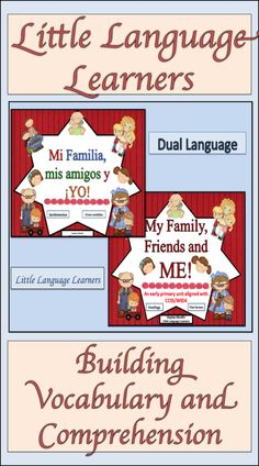 """ESL and General Ed. teachers will enjoy using this resource. """"Family, Friends and Me"""" is a great thematic unit to build upon the prior knowledge your students have about themselves and the people in their lives. Vocabulary and concepts about their bodies, five senses, feelings, family members, and friends will be developed.$"""
