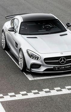 (°!°) 2017 Luethen Motorsport Mercedes AMG GT
