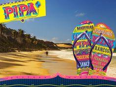 """""""Praias do Brasil - PIPA"""""""