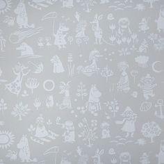 Moomin Wallpaper Sandudd Oy | Moomin
