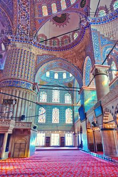 Istanbul Travel Guide - Awesome Things to do, Must. Istanbul Travel Guide – Awesome Things to do, Must-Try Restaurants and Cool Places to Stay – Cool Places To Visit, Places To Travel, Places To Go, Travel Things, Istanbul Travel Guide, Blue Mosque Istanbul, Magic Places, Visit Istanbul, Perfect Road Trip