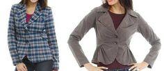 blazer feminino acinturado azul - Pesquisa Google