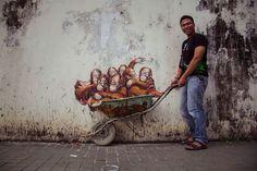 Street Art Jonac
